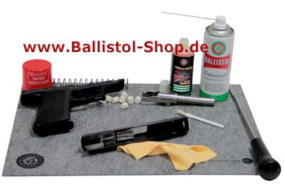 Gun Care Guide
