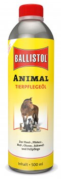 Tier-Pflegeöl Ballistol Animal 500 ml