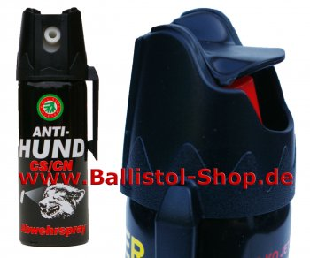 Hundeabwehr Spray 50 ml