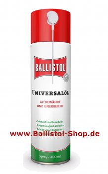 Ballistol Öl 400 ml Spray