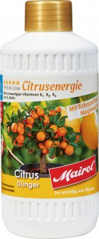 Mairol Citrusdünger Citrusenergie