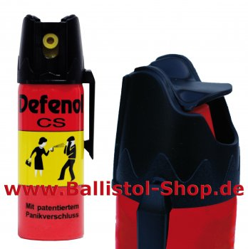 CS Spray CS Gas Defenol zur Selbstverteidigung 40 ml