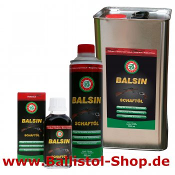 Balsin Wood Care Oil red brown 50 ml