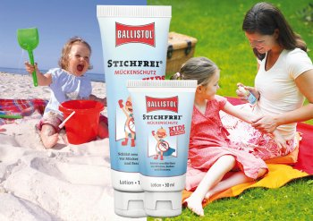 Stichfrei Kids Sting Free Insect Repellent Creme