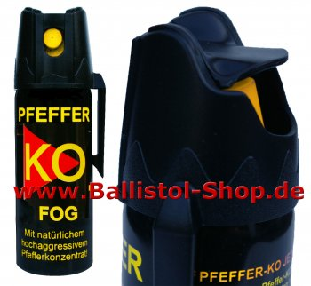 Pfefferspray KO Fog 50 ml