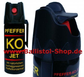 Pfefferspray KO Jet 40 ml