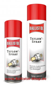PTFE Spray Ballistol Teflon Spray