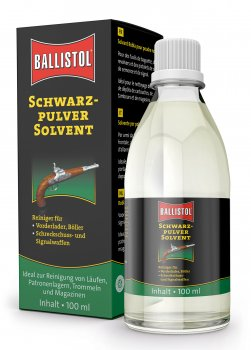Robla Black Powder Solvent 100 ml fluid from Klever