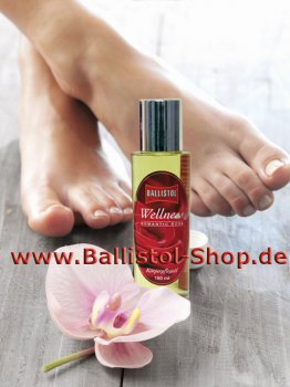Romantic Rose Massageöl, Wellnessöl mit Rosenöl