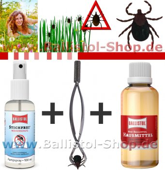 Tick Protection Kit