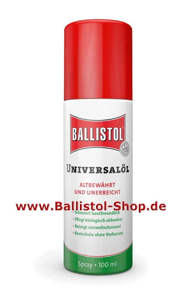 Ballistol Öl 100 ml Spray