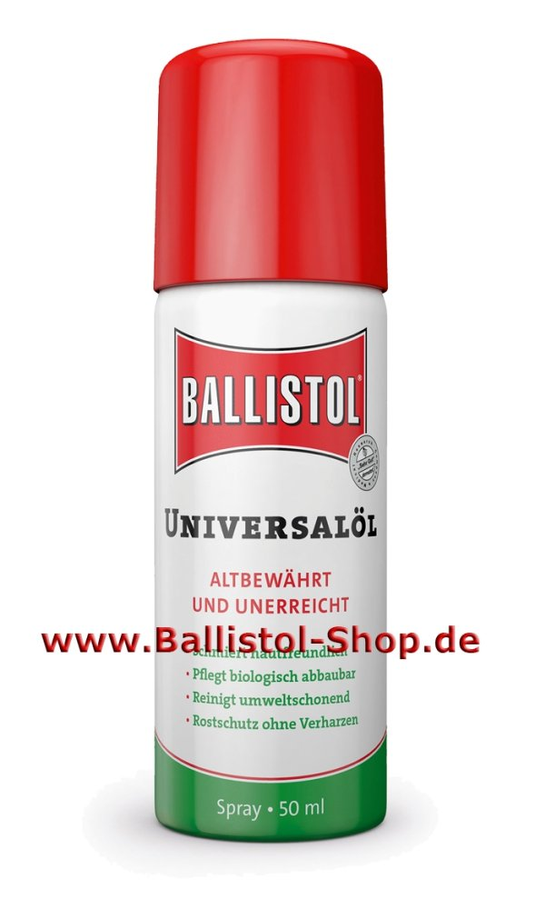 Ballistol Öl 50 ml Spray
