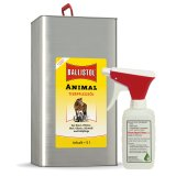 Ballistol Animal 5 liter aminal care oil + Atomizer