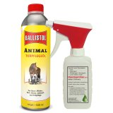 Ballistol Animal 500 ml aminal care oil + Atomizer