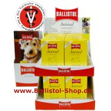 Counter Display Tissues with Ballistol Animal 20 boxes a 10 tissues