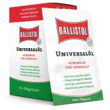 Ballistol wipes tissues 10 pcs in a box