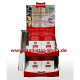 Counter Display Ballistol tissues 20 boxes a 10 wipes