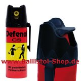 CS Spray CS Gas Defenol for self-defense 40 ml