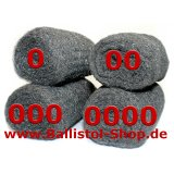 Fine and finest steel wool