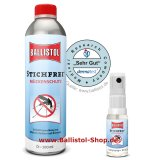 Set Insect Repellent 500 ml + 10 ml pump spray to refill