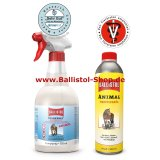 Insect protection for animals 600 ml + animal care-oil 500 ml
