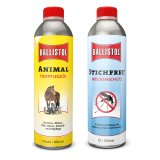 Insect repellent and animal care oil each 500 ml