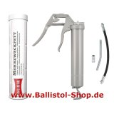 Grease Gun and Multi-Purpose Grease in a Kit