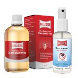 Insect repellent pump spray and Neo Ballistol each 100 ml