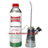 Special Pump Oiler + Ballistol oil 500 ml