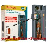 Safe Dry dehumidifier for Weapons locker