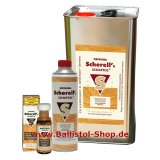 Gun Stock oil from Scherell Schaftol premium gold