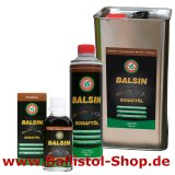 Balsin Gun Stock Oil dark brown from Klever Ballistol