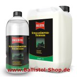 Ballistol silencer cleaner