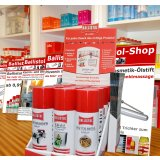 Counter Display Start-Wonder + Insulating-Spray + Creep-Öil