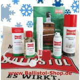 Winter-Kit for car and motorcycle