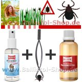 Tick Protection-Kit for animals