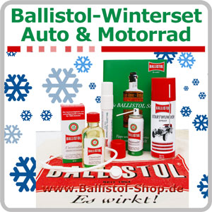 Ballistol Winter-Set